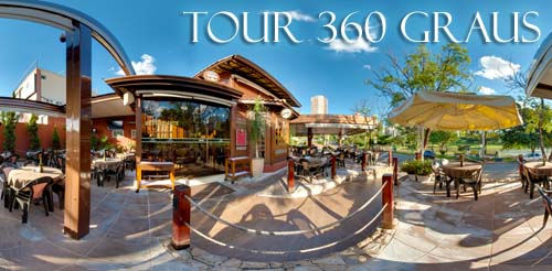 Kabanas - Tour 360 Graus